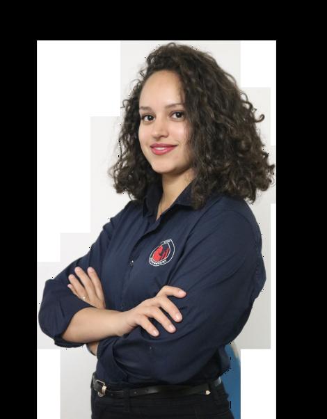 Taylor Anais Rohn - Co-Powertrain Division Manager