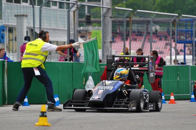 Germany 2017 race