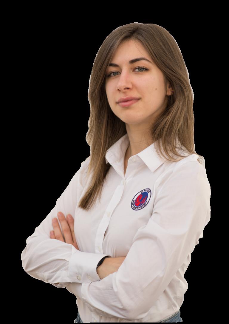 Veronica Pecorale - E-Powertrain Division Manager