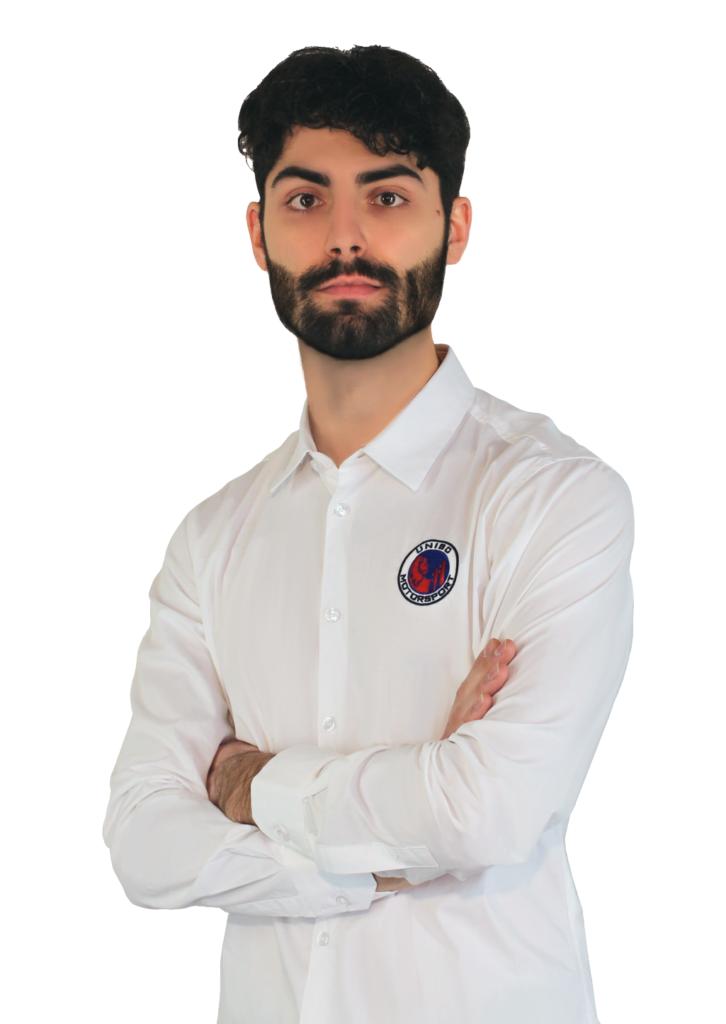 Filippo Ferrarese - E-Powertrain Division Manager