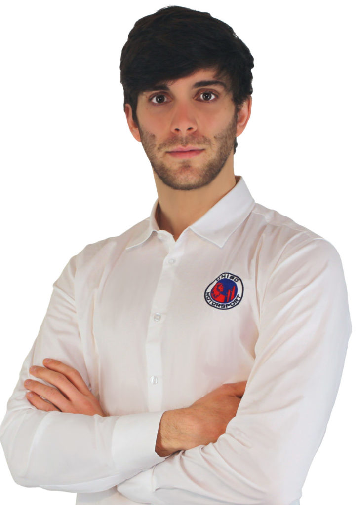Francesco Paris - Team Leader