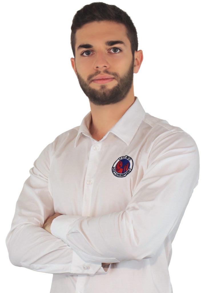 Davide Ravaglia - Dynamics Division Manager