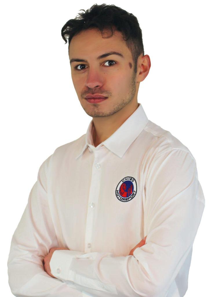 Matteo Scalorbi - Electronics Division Manager