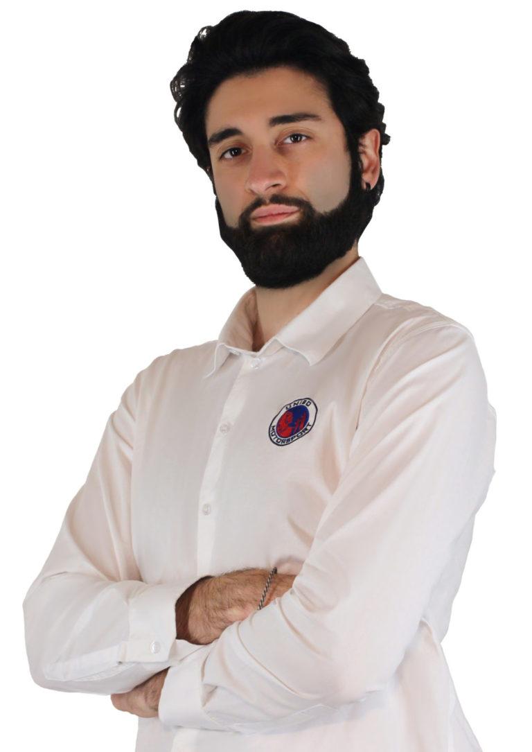 Riccardo Turra - E-Powertrain Division Manager