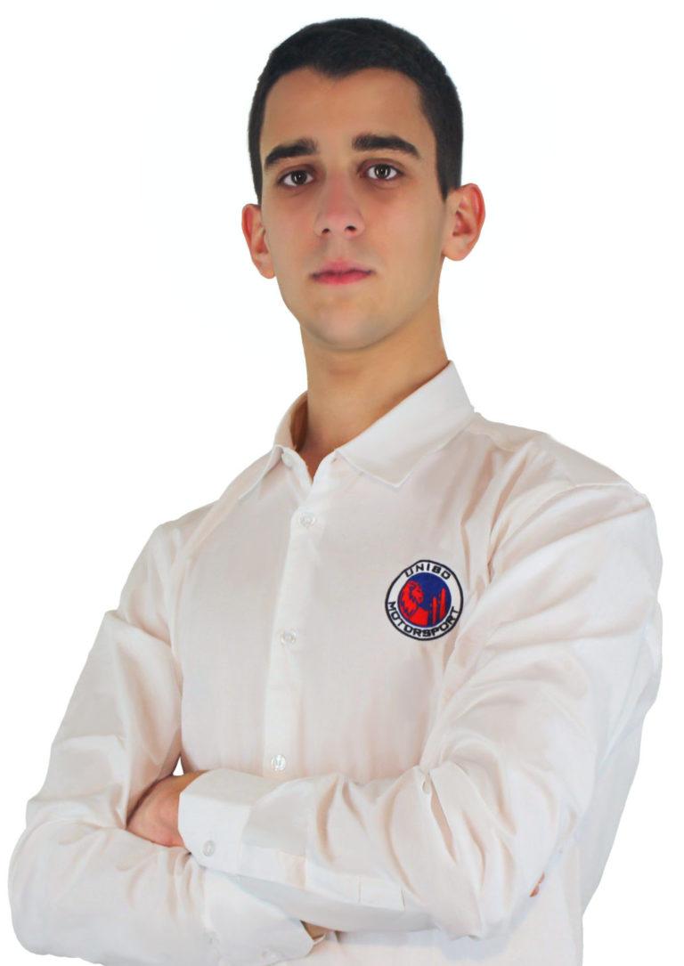 Pietro Zauli - Aerodynamics Division Manager